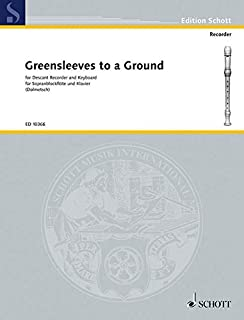 GREENSLEEVES TO GROUND