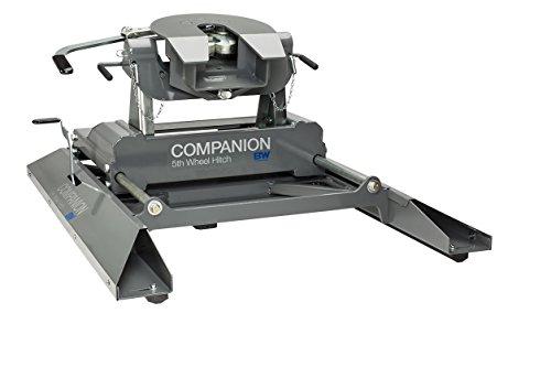 B&W Companion Slider 5th Wheel Trailer RV Gooseneck Hitch Adapter RVK3405