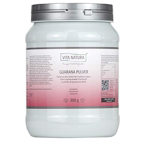 Guarana poudre 800 g en Brésil