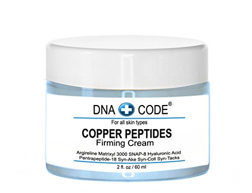 Magic Firming Cream-Copper Peptides Daily Firming Cream-Argireline, Matrixyl 3000, SNAP-8, Pentapeptide-18 (Leuphasyl), SYN-AKE, Copper Peptide,Syn-Coll, Syn-Tacks