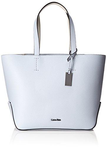 Calvin Klein Damen Edit Medium Shopper Tote, 16 x 28 x 28 cm, Violett (427)