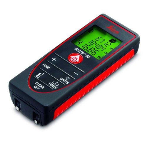 Leica Disto Laser-Distanzmessgerät D2 Entfernungsmesser