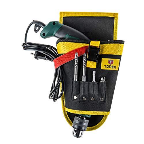 Werkzeugtasche für Akkuschrauber Gürteltasche Tasche Holster mit Schnalle