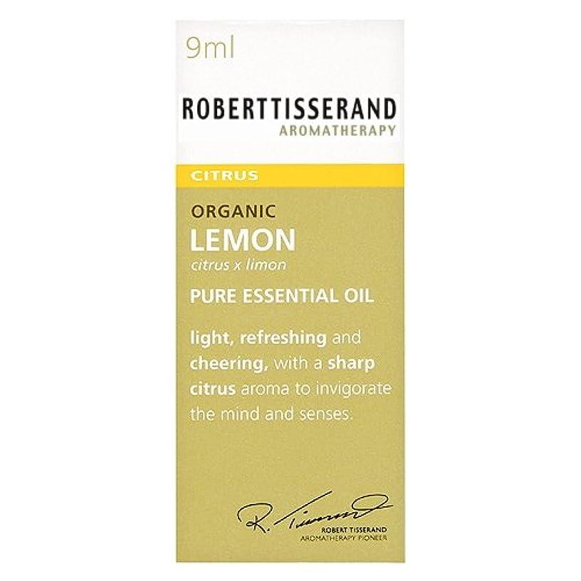 高める非公式ずんぐりしたロバートティスランド 英国土壌協会認証 オーガニック レモン 9ml