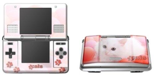Nintendo DS - Modding Skin [Play Cat] Schutz und Designfolie