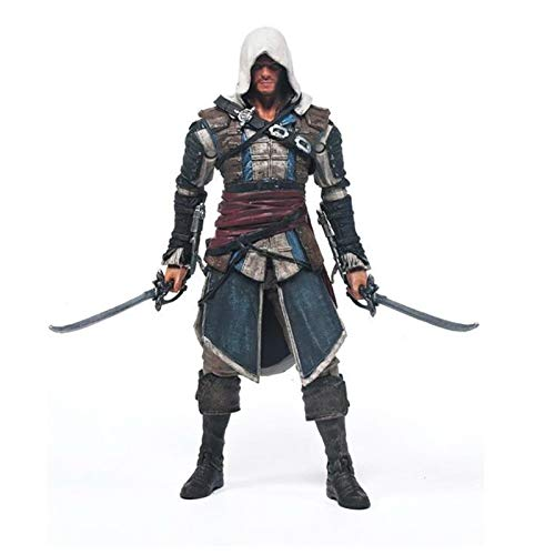 Assassins Creed IV: Black Flag - Edward James Kenway Figur