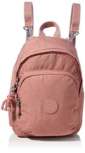 Kipling Delia Compact, Backpacks Donna, Rosa Bambino, 13x18x23.5 cm