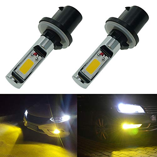 Calais Extremely Bright 880 LED Fog Light bulb Yellow 3000K