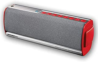 Magic Star BOOMBOX BB3000 SILVER/RED
