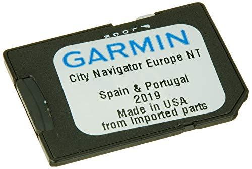 Garmin City Navigator Europe NT - Mapa para GPS de Iberia-España