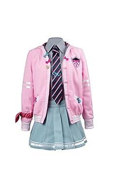 TISEA Japanese Anime Clothes Classic Navy Sailor Suit Short Sleeve Girl Students School Uniforms  US XS Hatsune Miku