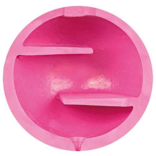 Trixie - Palla da Snack in Gomma Naturale, Colori Assortiti