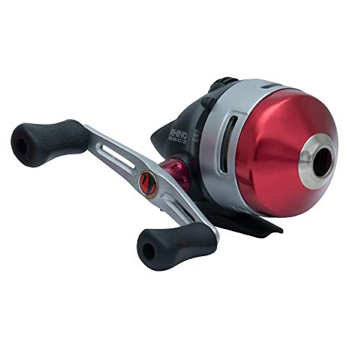Zebco Rhino Spincast Fishing Reel, 3 Bearings, Instant...