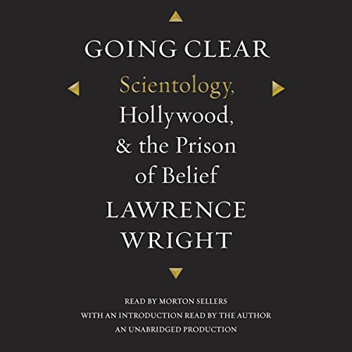 Going Clear audiobook cover art