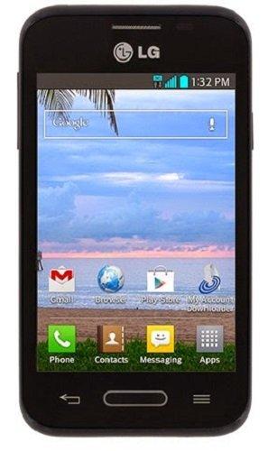 Tracfone LG Optimus Fuel Prepaid Phone  (Tracfone)
