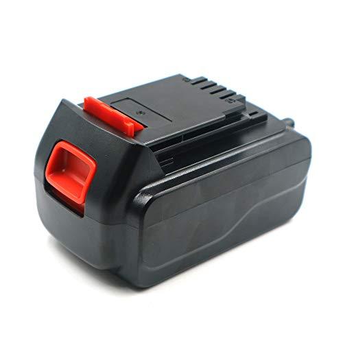 Heshunchang batería Repuesto 18v (20V MAX) 6Ah para Black & Decker BL1518 BL2018 BL2518 BL4018 BL1518-XJ BL2018-XJ BL2518-XJ BL4018-XJ LB20 LBX20 LBXR20