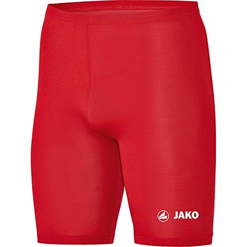 Jako Unisex Shorts Basic 2.0, , rot, L