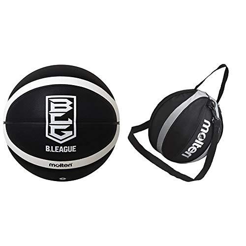 molten(モルテン) バスケットボール B.LEAGUE Bリーグバスケットボール 人工皮革 B7B3500-KW & バスケットボールケース NB10KS【セット買い】