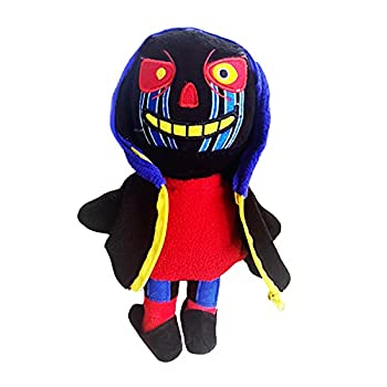 Undertale Sans Plush Toy Horror Stuffed Plush Toy,Birthday Stuffed Toys Halloween Fear Children Stuffed Animal Gifts  Error Sans