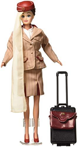Daron mirates Cabin Crew Doll 11 1/2 Inch Brunette DA58993