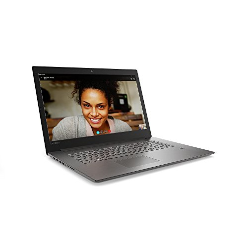 Lenovo (17,3 Zoll) Notebook (Intel Pentium 4415U Dual Core 2x2.30 GHz, 4GB DDR4 RAM, 500GB HDD, DVD-RW, Intel HD 610, HDMI, Webcam, Bluetooth, USB 3.0, WLAN, Windows 10 64 Bit, Softmaker Office 2018)