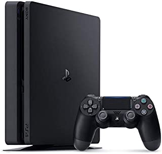 Sony PlayStation 4 Slim 500GB Console (Black) - International Version