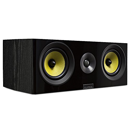 Fluance Signature HiFi 2-Way Center Channel Speaker for Home Theater (HFC)