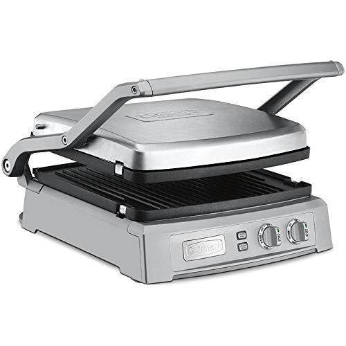 Cuisinart Stainless Steel Griddler Deluxe
