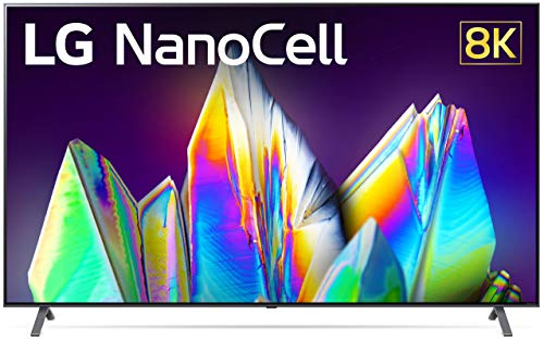 "LG 75NANO99UNA Alexa Built-In NanoCell 99 Series 75"" with Gallery Design 8K Smart UHD NanoCell TV (2020)"