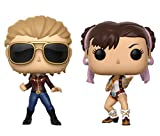 Pack Pop! Marvel Vs Capcom: Infinite - 2 Figuras de Vinilo Captain Marvel Vs. Chun-Li