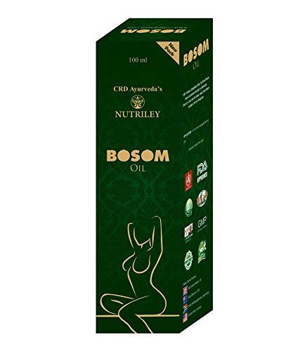 CRD Ayurveda Bosom Breast Oil (100 ml)