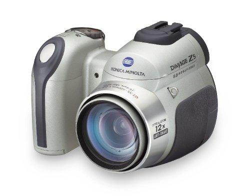 Konica-Minolta Minolta Dimage Z5 - Cámara Digital Compacta 5.2 MP (2 Pulgadas LCD, 12x Zoom Óptico)