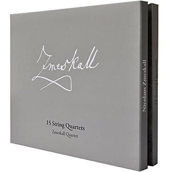 Nicolaus Zmeskall:15 String Quartets, Vol. 1