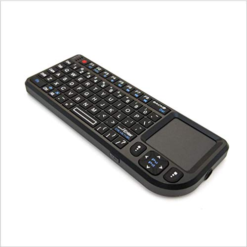 GMWZ 3 in 1 Mini Handheld 2.4G RF Wireless Keyboard with Touchpad...