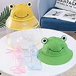 PRETYZOOM Protector de Pantalla Facial para Niños Niños Pequeños Tapa de Cubo de Saliva Protector de... #2