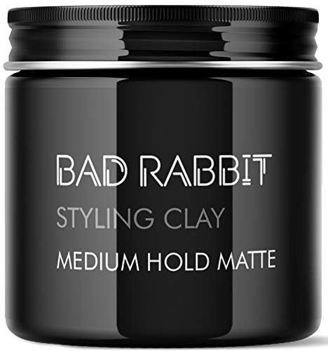 Beauty Shopping Hair clay 3.5OZ– clay hair for men Textured Medium to soft hold – Natural Look