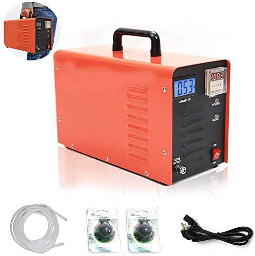 GHDE& Generador de ozono Comercial, 10000mg / h Generador de ozono para Matar el Moho, Eliminar permanentemente el Tabaco y los olores a Moho en su Origen Ionizadores de Aire caseros