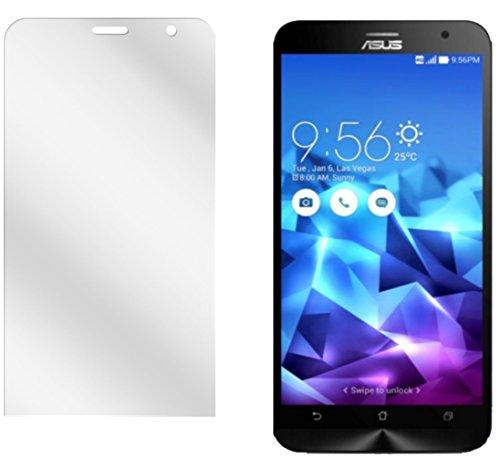 dipos I 6x Schutzfolie klar kompatibel mit Asus ZenFone 2 Deluxe Folie Bildschirmschutzfolie