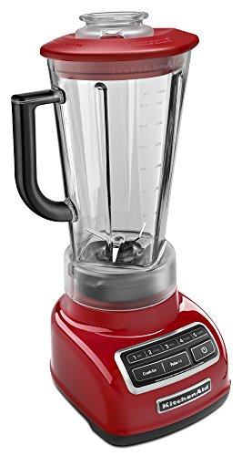 KitchenAid KSB1575 Batidora de vaso 1.7L Rojo - Licuadora (1,7 L ...