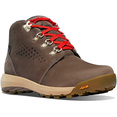 """Danner Women's 64505 Inquire Chukka 4"""" Waterproof Outdoor Shoe, Iron/Picante - 7.5 M"""
