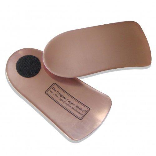 Die Original-Kupfer-Einlegesohlen/Schuheinlagen