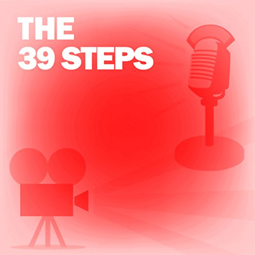 The 39 Steps (Dramatized) Titelbild