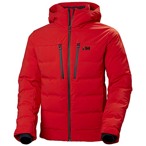 Helly Hansen Herren Rivaridge Puffy Jacke, Alert Red, XL