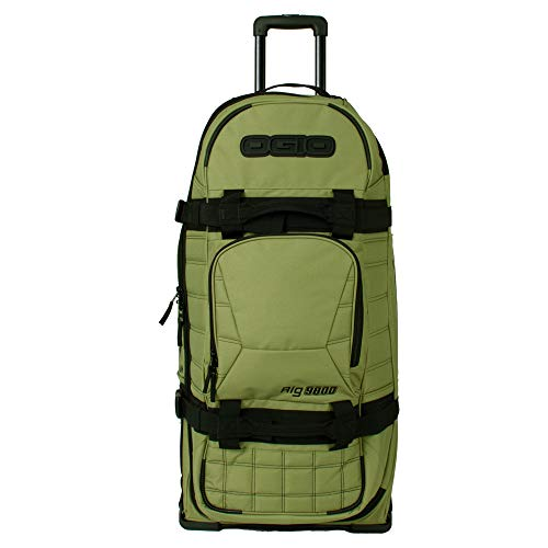 New OGIO 5919318OG Army Green Rig 9800 Gear Bag