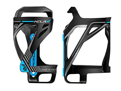 4 PCS : 2 Porta Bidon KELA Raceone Toolbox PR1 Bici Carrera de Ruta//Bicicleta de Monta/ña MTB//Gravel Bike 100/% Made IN Italy Bidon de Ciclismo XR1 Kit Race Trio KELA