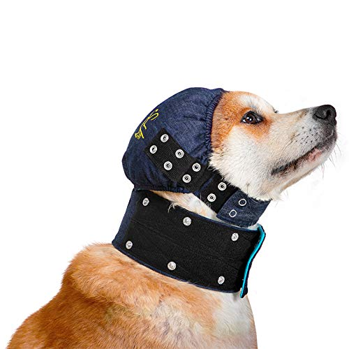 MPS Head Cover für Hund - X-Groß, Mit Cover Pad