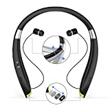 [Newest Design] Foldable Bluetooth...
