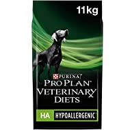 PRO PLAN VETERINARY DIETS HA Hypoallergenic Dry Dog Food 11 kg