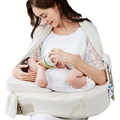 Coussins d'allaitement Quatre Saisons Disponibles Coffre-Fort d'allaitement pour bébé Barrière de sécurité pour Oreiller pour bébé Soi
