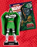 Classic Marvel Figurine Collection Magazine #10 Doctor Doom